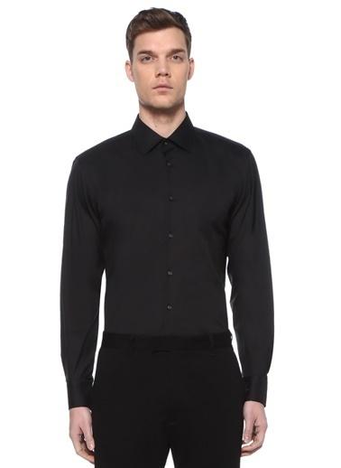Boss Gömlek Siyah